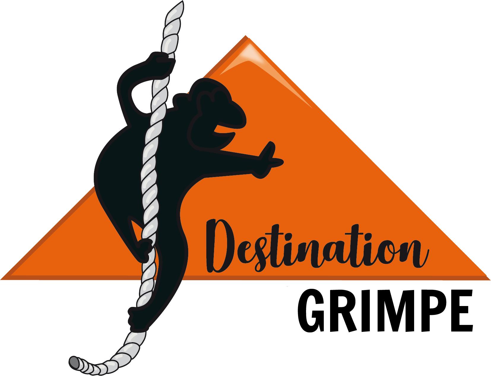 Destination Grimpe