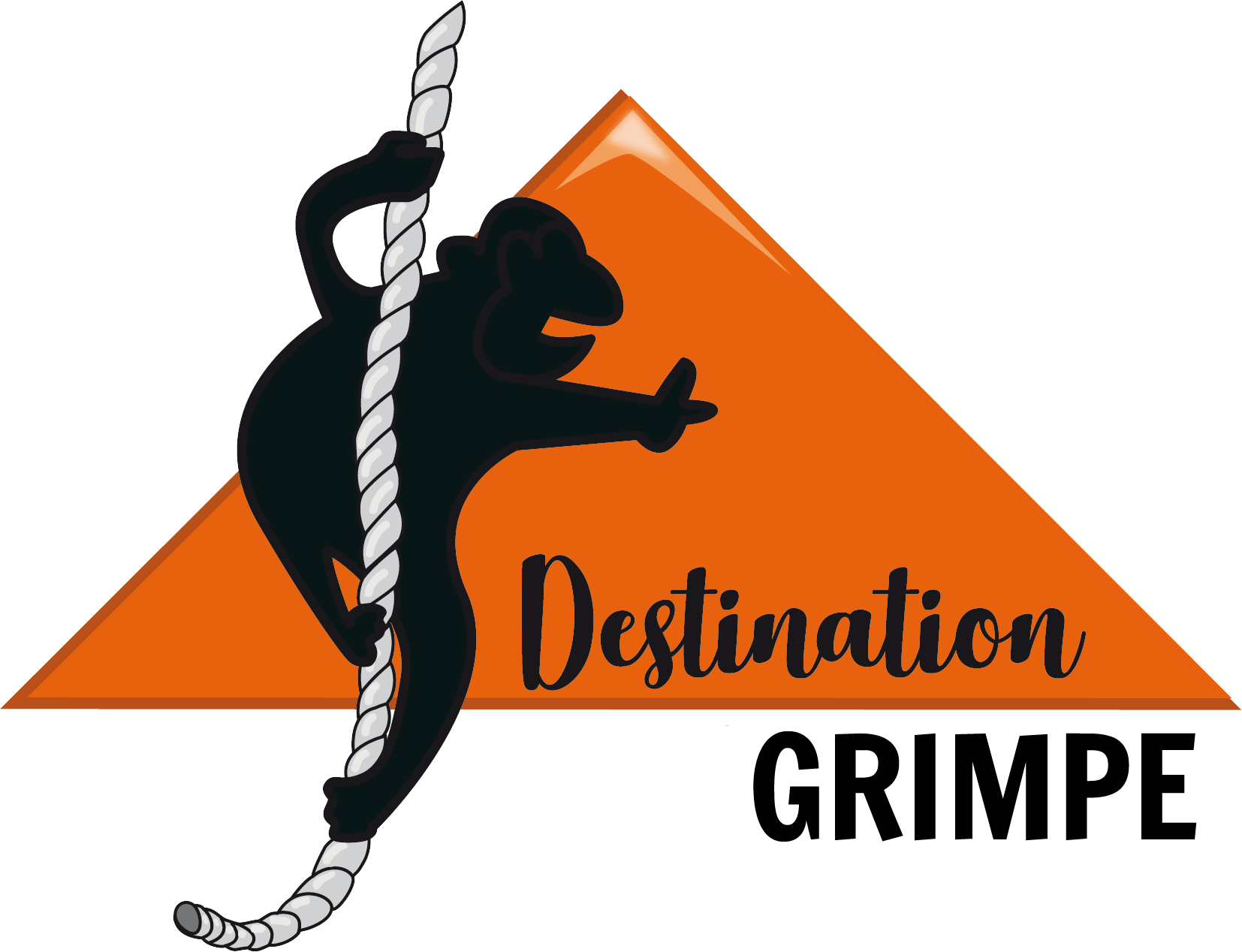 Destination Grimpe